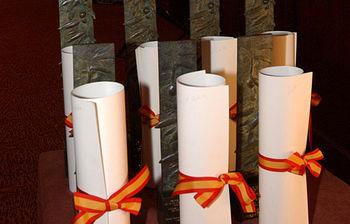 Diplomas (Foto de archivo de EFE)