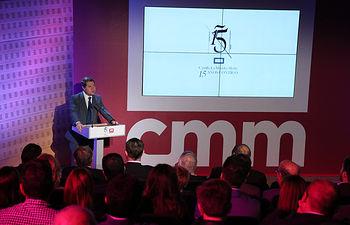 XV aniversario de Castilla-La Mancha Televisión.