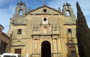 Convento Santo Domingo de Guzmán.
