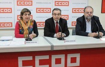 COMFIA-CCOO presenta la Campaña de Banca Cívica