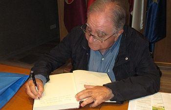 Salvador Jiménez. Foto de Archivo