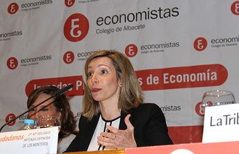 María Dolores Arteaga, candidata Congreso Cs Albacete.