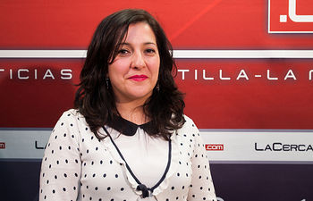 Mª Ángeles Sáiz, candidata de UCIN a la alcaldía de Albacete.