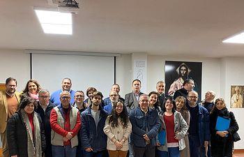 Participación de la archidiócesis de Toledo en el Congreso Nacional de Laicos.