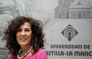 Vicenta Rodríguez Martín es decana de la Facultad de Ciencias Sociales de Talavera de la Reina.