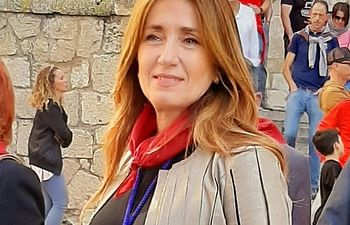 Cristina Fuentes, portavoz del grupo municipal Ciudadanos.