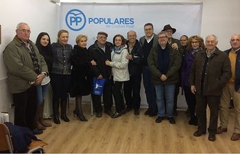El PP de Navalpino renueva su junta local