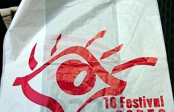 El Festival Corto Ciudad Real se promociona en 12.000 bolsas del Mercado Municipal