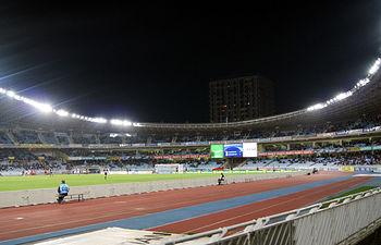 Anoeta, estadio de la Real Sociedad.
