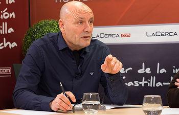 Antonio González Cabrera, médico de familia y afectado por la cláusula suelo.