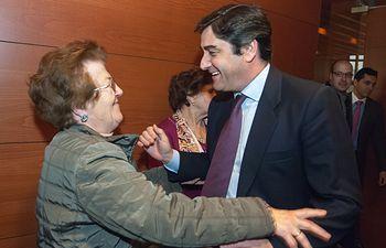 Consejero de Sanidad, José Ignacio Echániz. Teleasistencia. Foto: JCCM.
