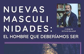 La Biblioteca Pública de Guadalajara acogerá una conferencia sobre masculinidades no violentas e igualitarias.