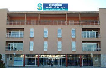 Hospital de Valdepeñas.