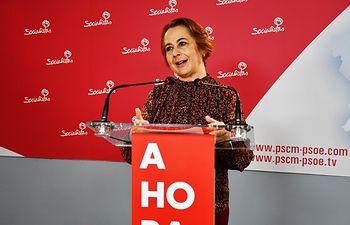 Manuela Casado, diputada regional.