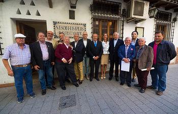 Reunión del Jurado de los XI Premios Taurinos Samueles