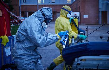 Coronavirus- Estado de alarma. Foto: Europa Press 2020.