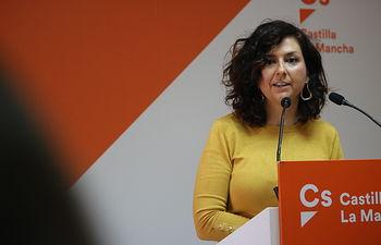 Orlena De Miguel portavoz de Cs