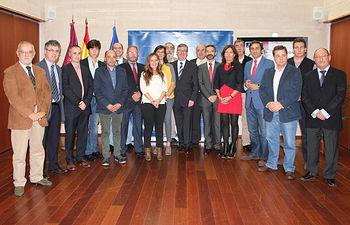 Jurado Premios Taurinos CLM2. Foto: JCCM.