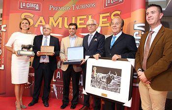 x Edición Premios Taurinos Samueles