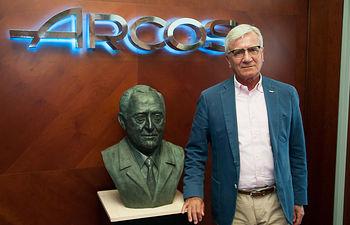 Roberto Arcos Galiano, director gerente de Arcos Hermanos.
