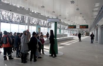 Estación Fernando Zóbel, Cuenca.