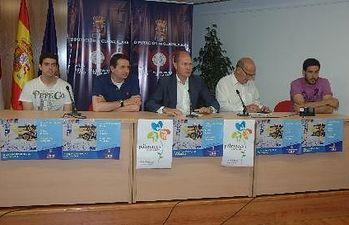 El diputado de deportes, Javier del Río, ha presentado elCircuito