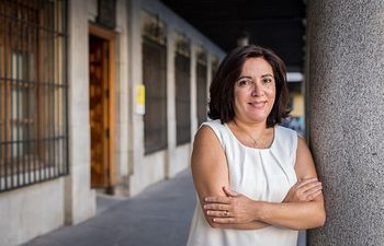 Mar Álvarez, nueva jefa de la Unidad de Coordinación contra la Violencia sobre la Mujer.