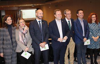 "Jornadas ""Innovación, Transformación e Inclusión"", organizadas por Asprona en la Diputación de Albacete."
