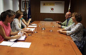 El Gobierno central y Acevin reanudarán su convenio de colaboración en las próximas semanas