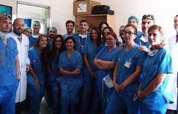 Unidad de Mama del Hospital General Universitario de Ciudad Real (HGUCR). Foto: JCCM.