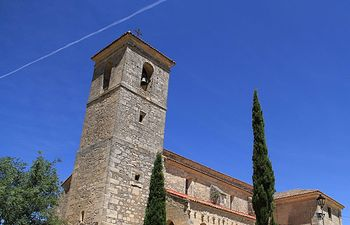 Iglesia de Tamajón.