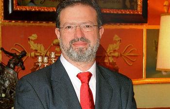 Nemesio de Lara, presidente de la Diputación Provincial de Ciudad Real