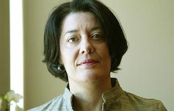 Ana Terrón. Foto: Ministerio de Trabajo e Inmigración.