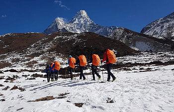 Expedición Álex Txikon-AMIAB.
