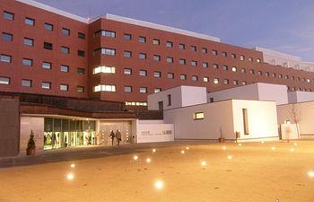 El Hospital General de Ciudad Real en una imagen de archivo.