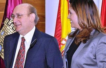 Fernando Rodrigo y Rosa Romero