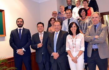 Cofcam nuevo Consejo Autonomico