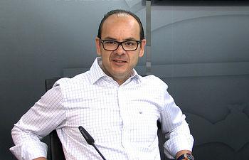 Juan Carlos López Garrido, concejal de Hacienda en el Ayuntamiento de Albacete.