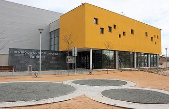 Centro Deportivo Municipal 'Valdeluz'