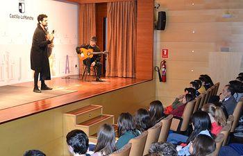Junta acerca 'El Lazarillo de Tormes' a 385 estudiantes de seis centros educativos de Guadalajara
