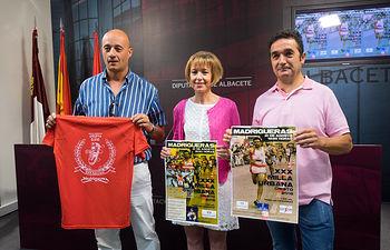 """Presentación de la """"Milla Urbana Cristo"""" de Madrigueras"""