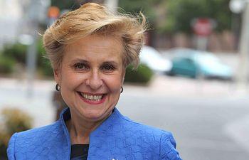 Carmen Quintanilla, presidenta de AFAMMER.