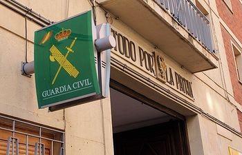 Cuartel de la Guardia Civil de Albacete.