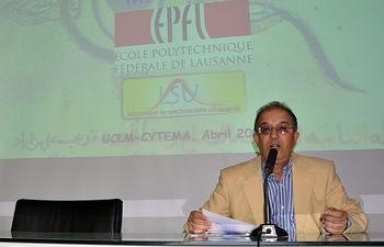 Intervención del profesor DOUHAL en el ciclo conmemorativo del Año Internacional de la Luz.