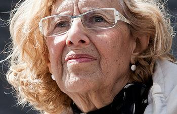 Manuela Carmena. Archivo.