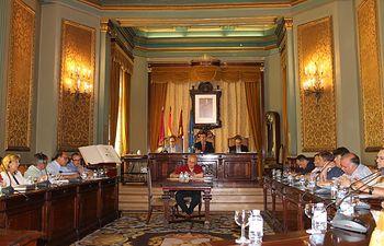 Pleno Diputación 6-8-15