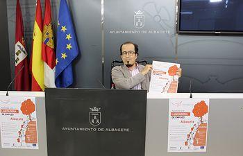 Presentación II Lanzadera de Empleo Albacete.
