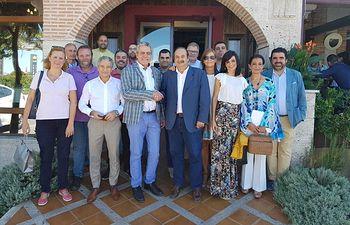 José Crespo es elegido nuevo presidente de la Federación Regional de Empresarios de Hostelería y Turismo de C-LM.