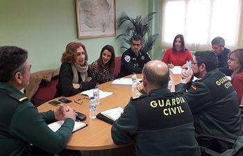 Junta de Seguridad Villarta de San Juan.