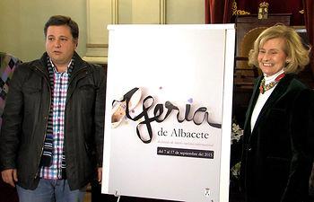 Presentación del cartel de la Feria de Albacete 2015